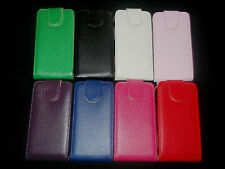 NEW SAMSUNG GALAXY S3 i9300 PU LEATHER FLIP CASE + FREE SCREEN PROTECTOR