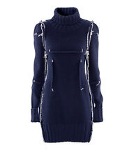 Maison Martin Margiela H&M S,M,L oversized sweater jumper MMM Dress navy blue