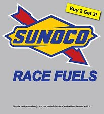 Sunoco Racing Fuel SRF Decal Sticker Logo Buy 2 Get 3  Free Shipping