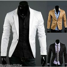 Men's suit jacket Korean men Slim small suit leisure suit