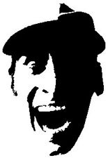 Ernest P. Worrell vinyl decal sticker Jim Varney goes to camp classic 80's