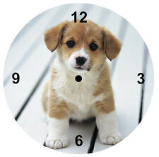 Personalised Photo Clock Wooden - high quality gloss finish with ur own picture