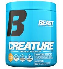 NEW FORMULA BEAST CREATURE CREAPURE CREATINE - 300g - 60 SERVINGS ALL FLAVOURS
