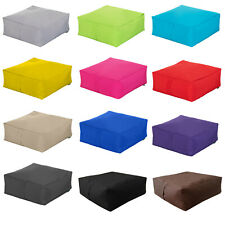 Waterproof Bean Bag Slab Beanbag Outdoor Indoor Garden Cushion Seat Furniture
