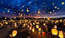 Chinese Flying Sky Lanterns for Party Wedding  Anniversary Celebration Wish