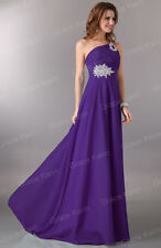 2013 Long Wedding Party Gown Prom Ball Evening cocktail Bridal Formal Dresses