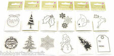 Clear Christmas Stamps Xmas Stamps Clear Cling Stamps Blocks Polymer Stamps New