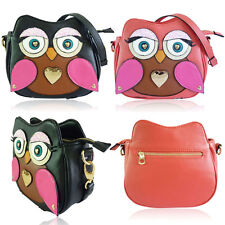 Anna Smith by LYDC Little Miss Flappy Owl Ladies Cross Body Bag/Shoulder bag