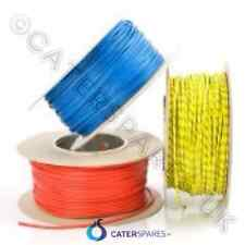 HIGH TEMPERATURE 2.5mm FIBREGLASS WIRE 100m ROLL REEL APPLIANCE CATERING SPARES