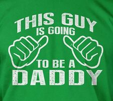 This Guy is Going to be a Daddy - family husband baby shower gift tee t-shirt
