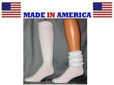 women men over the calf cotton extra heavy long slouch Sock shoe 4 -12  gift her
