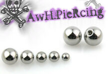 Spare Replacement Stainless Steel Piercing Balls