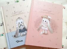 Korean Cute Stitch Rabbit 2015 Undated Diary Weekly Planner Organizer
