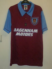 Bnwt West Ham United Home SS Retro 1995 Centenary Football Shirt