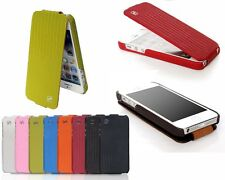 HOCO iPhone5 Lizard Real Genuine leather case cover for Apple iphone 5 5S