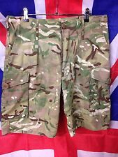 Genuine British Army Issue MTP Multicam Short Trousers (Shorts) Various Sizes