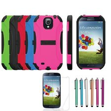 Trident Aegis Series Samsung Galaxy S4 S IV  Rugged Protective Case Cover + Gift