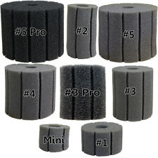 Hydro Sponge Replacement Sponges; Mini, 1, 2, 3, 4, 5, 5-PRO