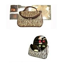 Zebra print make up cosmetic bags  handy case pouch travel for fashion bags Sale