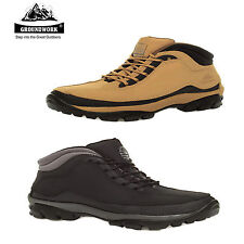 MENS GROUNDWORK SAFETY LACE UP BOOTS TRAINERS STEEL TOE CAP BOOTS SIZES 7-12