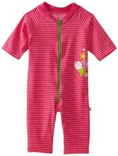 One-Piece Striped Sunsuit by I Play in Blue and Pink  - Item # 15773
