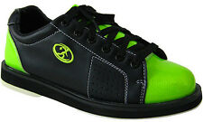 Elite Athena Black/Lime Women's Bowling Shoes - New - 2-Year Warranty