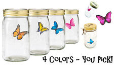 My Butterfly Collection - Anitmated Butterfly in a Jar - Collect all 4 Colors!