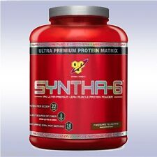BSN SYNTHA-6 (5 LB / 48 SERVINGS) lean muscle protein powder whey casein egg