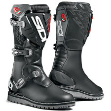 SIDI TRIAL ZERO SPECIALIST TRIALS BIKE MOTORCYCLE BOOTS FLAT SOLE GASGAS BETA