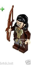 LEGO LORD OF THE RINGS - BARD THE BOWMAN FIGURE + FREE BOW & ARROW - FAST - NEW