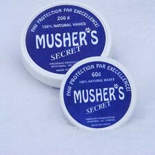 Invisible Dog Boots Wax-Based Cream Mushers Secret Paw protection