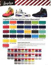 Angelus Collectors Edition Acrylic Leather Sneaker Paint 1 oz. Restore Customize