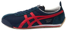 New ONITSUKA TIGER by Asics Tiger Fencing Athletic Shoe Mens navy/red/gum