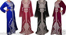 Moroccan Wedding dress Bride Takshita Takchita Kaftan Caftan Pure velvet