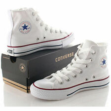 Converse Chuck Taylor As Core HI White 7650 All Star Sneakers Trainers