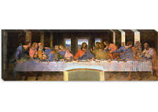 The Last Supper Leonardo da Vinci Canvas Print Painting Reproduction