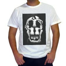 In Voluptate Mors H: Men's T-shirt Celebrity art ONE IN THE CITY