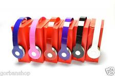 Portable Foldable On Ear Headphones Stereo MP3 4 iPod Pc iPhone Mobile Tablet