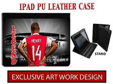 THIERRY HENRY - ARSENAL UNOFFICIAL IPAD PU LEATHER CASE