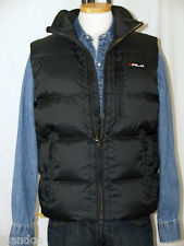 RLX Ralph Lauren Down Vest Black Hooded S M L XL XXL NWT NEW