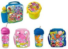 Moshi Monsters NEW lunch bag snack box bottle Choose from menu