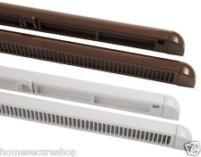Trickle Vent Slot Vents 300mm or 400mm Night Ventilation UPVC & Wooden Windows