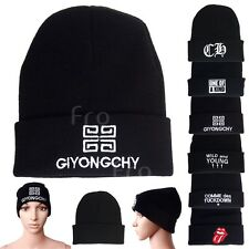 Multi-Style Fashion Casual Women Men Boy Girl Warm Hip-Hop Knit Cap Hat Beanie