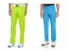 PUMA Golf Mens 2014 Solid 6 Pocket Golf Tech Pants Blue Green NWT pic your size