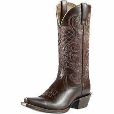 ARIAT - Women's Western Boots - Bright Lights - Mahogany - ( 10011920 ) - New