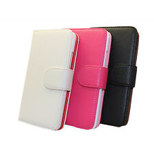 For BLACKBERRY Z30 Wallet Leather Case Cover Pouch + Screen Protector Film