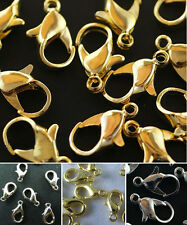 Wholesale New Arrival Silver Plated/ Gold Plated Lobster Clasps Jewelry 4 Styles