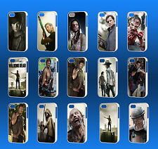 THE WALKING DEAD RICK ZOMBIES CASE COMPATIBLE WITH IPHONE