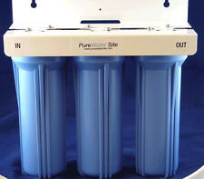Boat/Houseboat/RV/Cabin/Yacht/ Boiler/Preppers Water Filter System