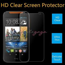 3X HD Crystal Clear Screen Protector  Cover Film Skin Guard for HTC Desire 310